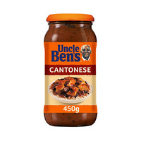 Uncle Ben's Cantonese Sauce 450GR