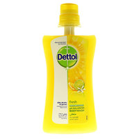 Dettol Fresh Anti-Bacterial Ph-Balanced Body Wash 500ml
