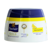 Parachute Gold Coconut Hair Cream Anti-Dandruff 210ml