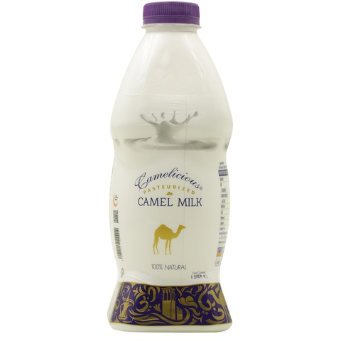 Camelicious-Camel-Milk-1L