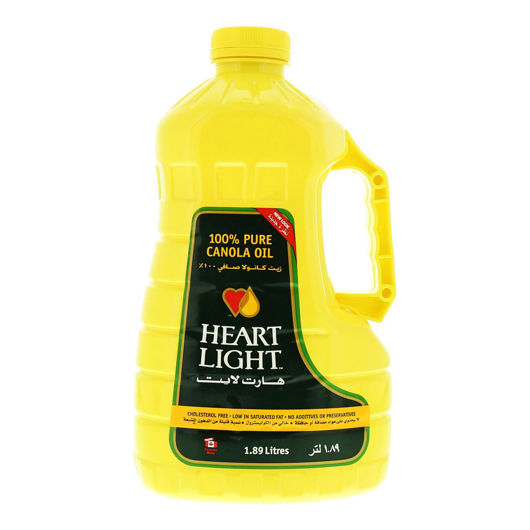 HEARTLIGHT CANOLA OIL 1.89L