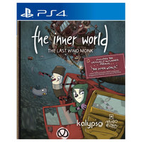 Sony PS4 The Inner World: The last Wind Monk