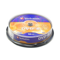 Verbatim DVD-R 43523 Pack Of 10