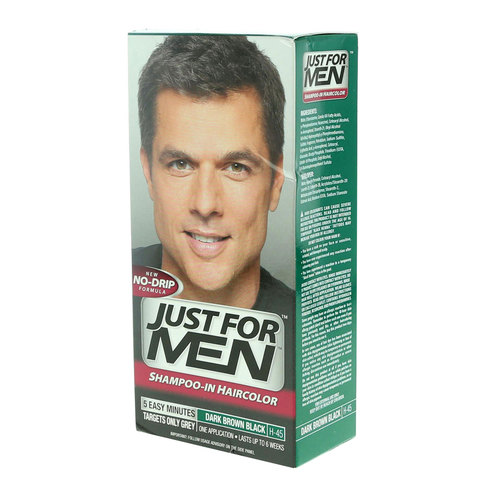 Just-For-Men-Shampoo-In-Dark-Brown-Black-H-45-Haircolour