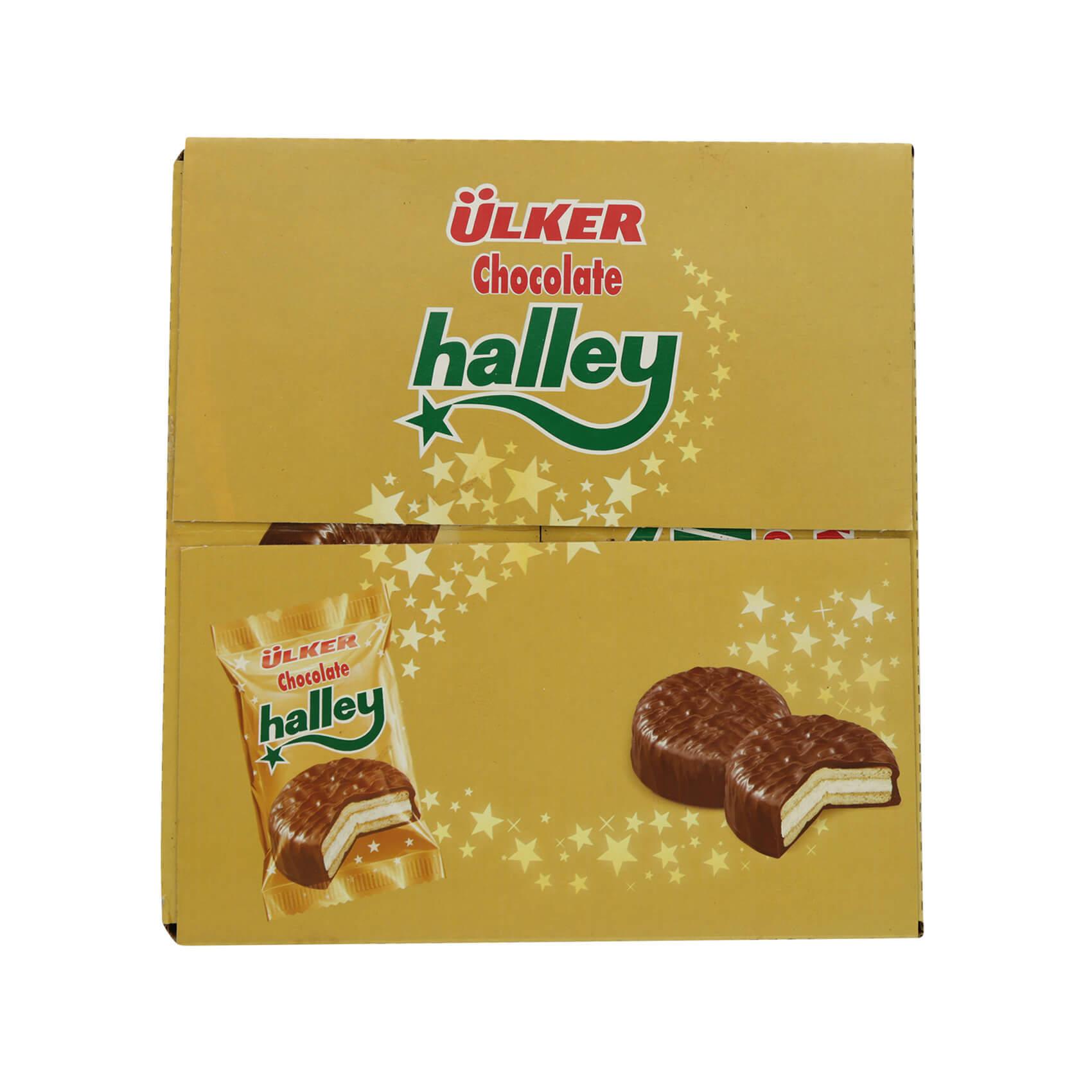 ULKER HALLEY CAKE 26GRX24