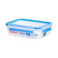 Tefal Clip & Close Glass Rectangle FoodSaver 0.8L