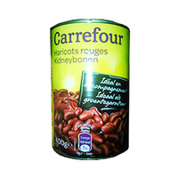 Carrefour Beans Red 400GR