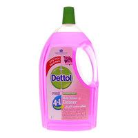 Dettol 4 in 1 Multi Action Cleaner Rose 3L