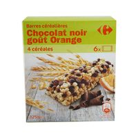 Carrefour Cereal With Orange 125 Gram