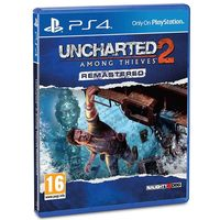 Sony PS4 Uncharted 2 Among Thieves Remastered
