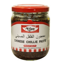 Mc Currie Chinese Chillie Paste 200g