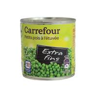 Carrefour Peas Extra Fine 400 Gram