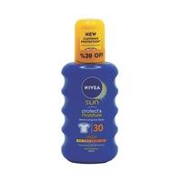 Nivea Sun Spray Moistur Spf30 20 ml