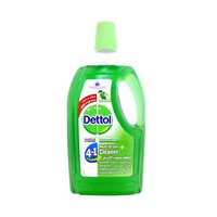 Dettol Multi Action Cleaner 4 In 1 Green Apple 3L