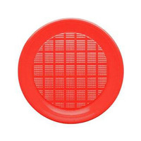 Bibo Disposable Plate Red Big 30 Pieces