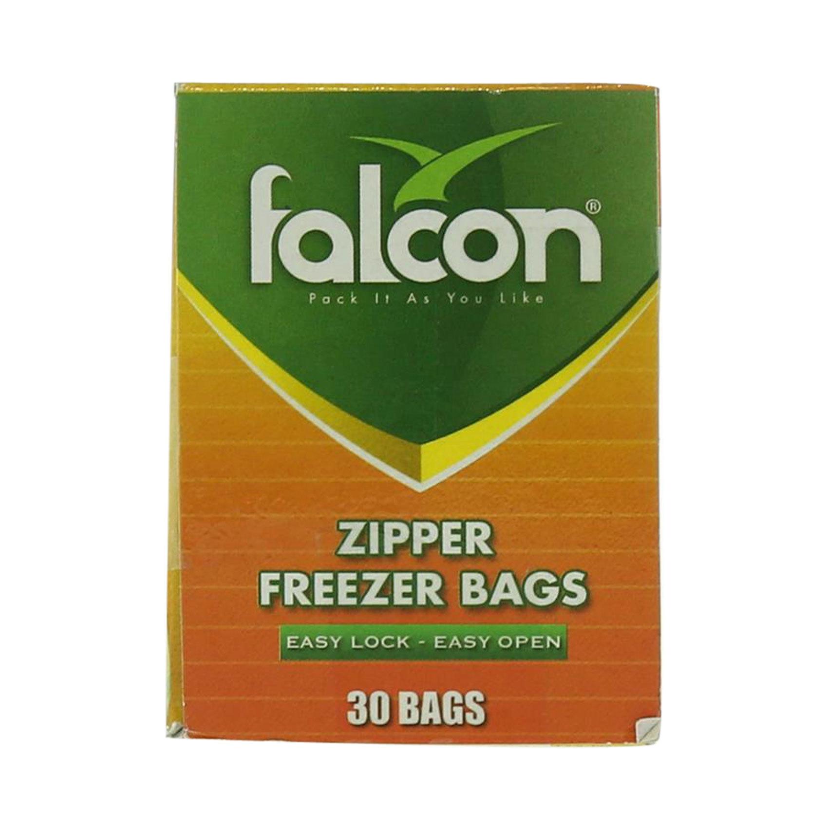 FALCON FR BAG ZIPPER 30X40CM