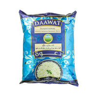 Daawat Traditional White Indian Basmati Rice 10Kg