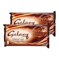 Galaxy Chocolate Cake 30gx10