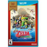 Nintendo Wii U Legend Of Zelda The Wind Walker HD