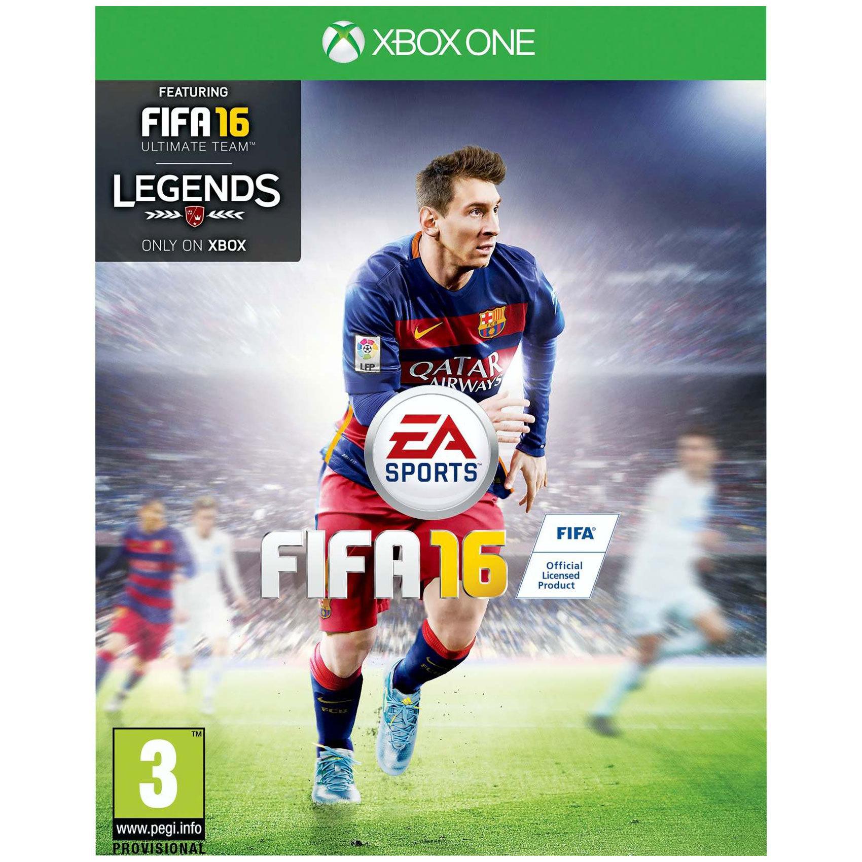 MICROSOFT XB1 FIFA 16 STANDARD