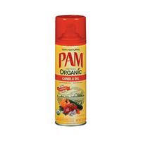 Pam Spray Canola Organic 142GR