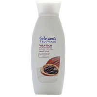 Johnson's Vita Rich Body Lotion Cocoa Butter 250ml