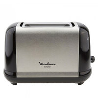 Moulinex  Stainless Steel Toaster Lt340827
