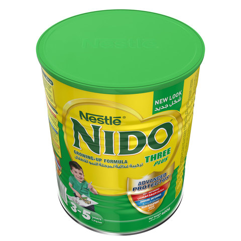 Nestlé-Nido-FortiProtect-Three-Plus-(3-5-Years-Old)-Growing-Up-Milk-Tin-400g
