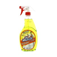 Mr Muscle Glass Cleaner Windex Lime Trigger 768ML