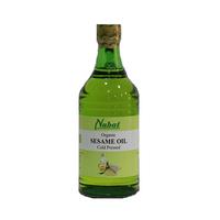 Nabat Sesame Oil Cold Pressed Organic