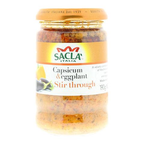 Sacla-Italia-Capsicum-Eggplant-Stir-Through-190g