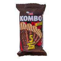 Eti Kombo 5 Chocolate Dipped Biscuits 56g