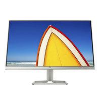 إتش بي شاشة كمبيوتر 24FW فائقة الرقة حجم 24 إنش لون فضي