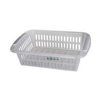 Poly Time Transparent Basket Rectangular 5 Liter