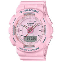 Casio G-Shock S Series Step Tracker Men's Analog/Digital Watch GMA-S130-4A