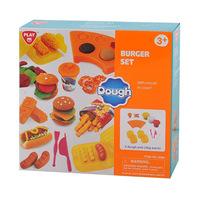 PlayGo Dough Burger Set 3 Years+