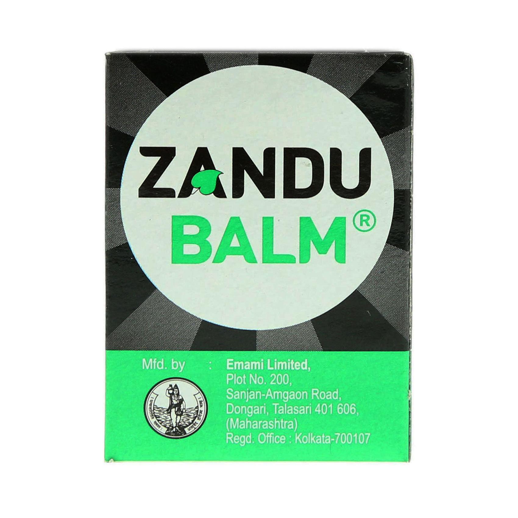 ZANDU BALM 30GM
