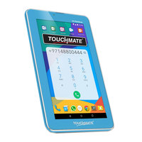 "Touchmate Tablet TM-MID 795 1GB RAM 8GB Memory 3G Calling 7"" Blue"