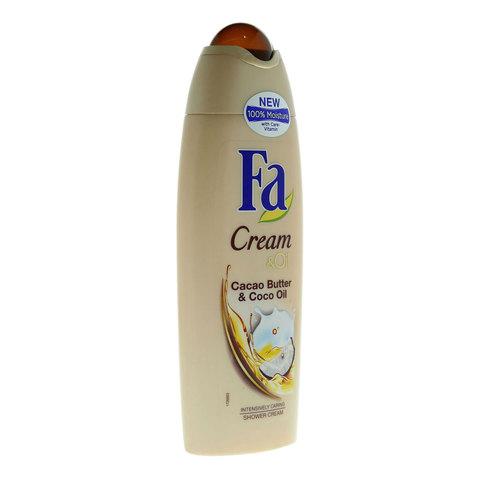 Fa-Cream-&-Oil-Cacao-Butter-&-Cacao-Oil-250ml