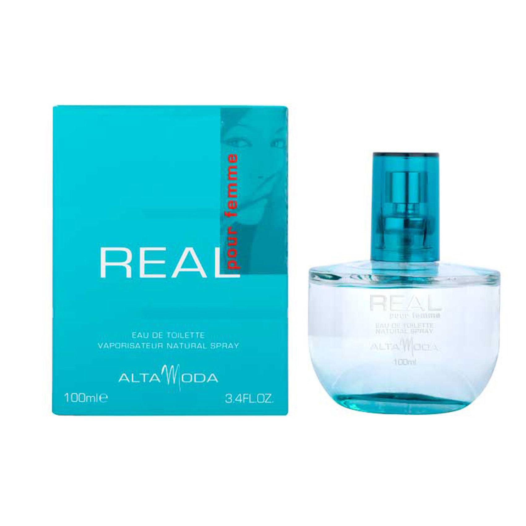 REAL 614 100ML EDT AM