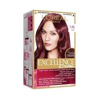 L'Oreal Paris Excellence Crème Hair Coloring Grape Red 5.46
