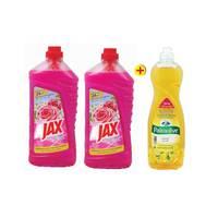 Ajax Assorted Multipurpose Cleaner 1250 Ml + Palmolive Dishwashing Liquid 900 Ml