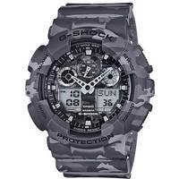 Casio G-Shock Men's Analog/Digital Watch GA-100CM-8A