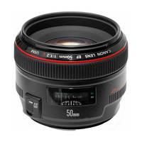 Canon Lens EF50MM 1.2L USM