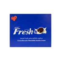 BISCO FRESH BORIO WITH VANILLA*12