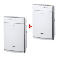 Panasonic Air Purifier FVXH50M-White + FVXH50M-White