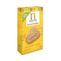 Nairns Gluten Free Ginger Biscuit Break 160GR