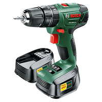 Bosch Hammer Dril Lit 18V With 1 Battery