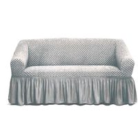 Tendance's Sofa Cover 2 Seater Grey