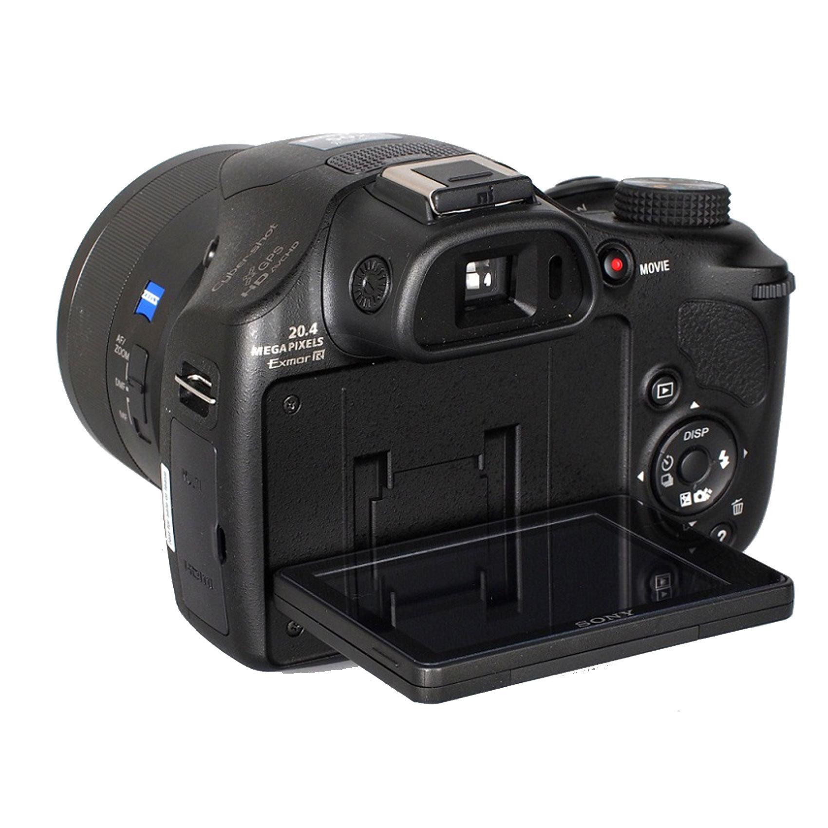 SONY CMR DSCHX400+8GB+CASE